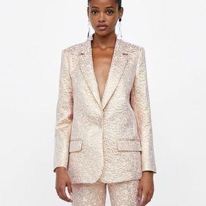 Zara blazer large